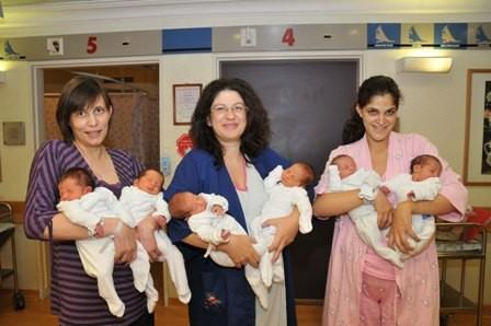 שבוע עידוד ההנקה : להעניק לתינוקות בריאות