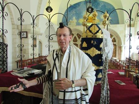 בן 70 למצוות: בר המצווה בעיר העתיקה בירושלים
