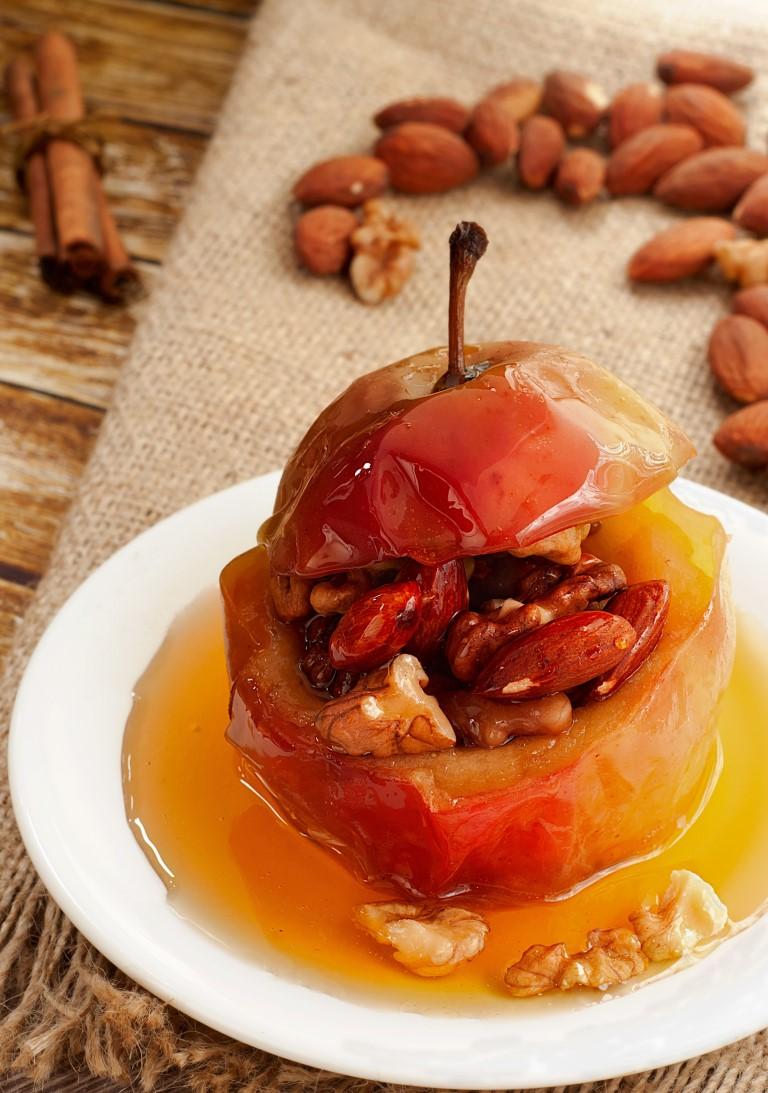 מתכון לתפוחונים ממולאים