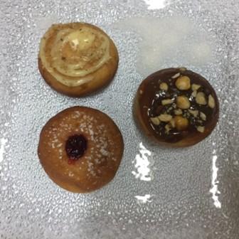 מתכון להכנת סופגנייה מושחתת במילוי קרם קרמל לגאנש קפה