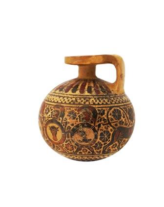 תערוכה חדשה של אוסף כלי קרמיקה נדיר בהיקפו מיוון העתיקה