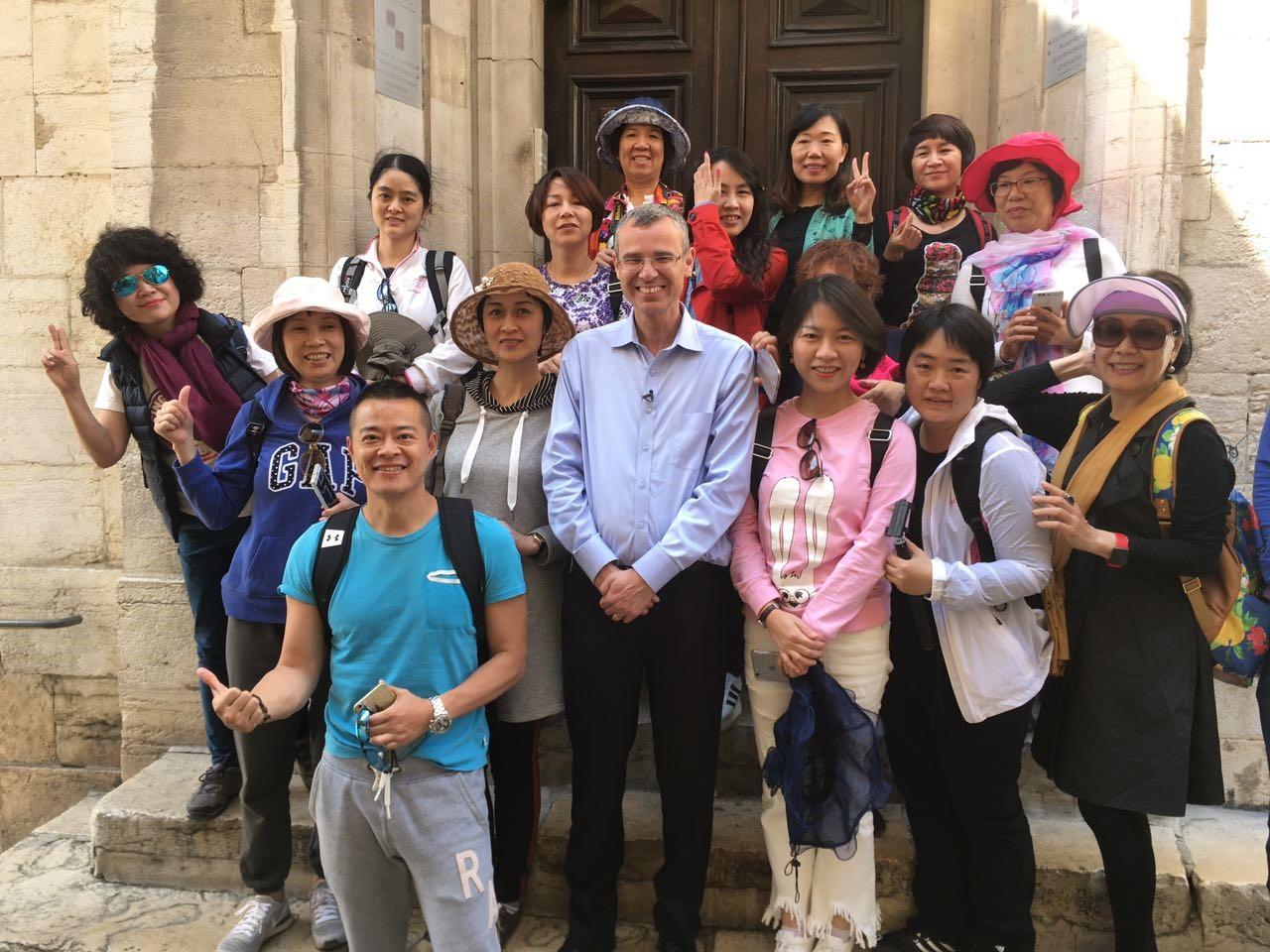 ערב פסח: שיא כל הזמנים בכניסות תיירים מתחילת השנה