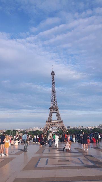 נופש כשר: המדריך למטייל הדתי בפריז