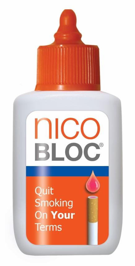 ניקובלוק :מוצר חדש המבטיח לסייע בהפחתת נזקי העישון