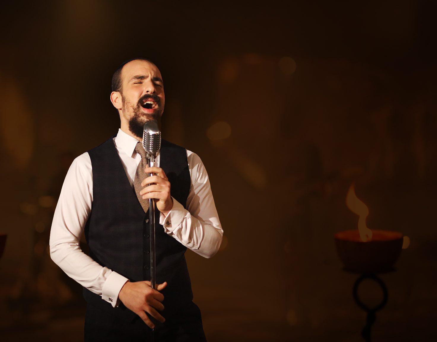 כוכב הזמר החסידי נמואל פותח את הקיץ עם להיט חדש – והיה ה'