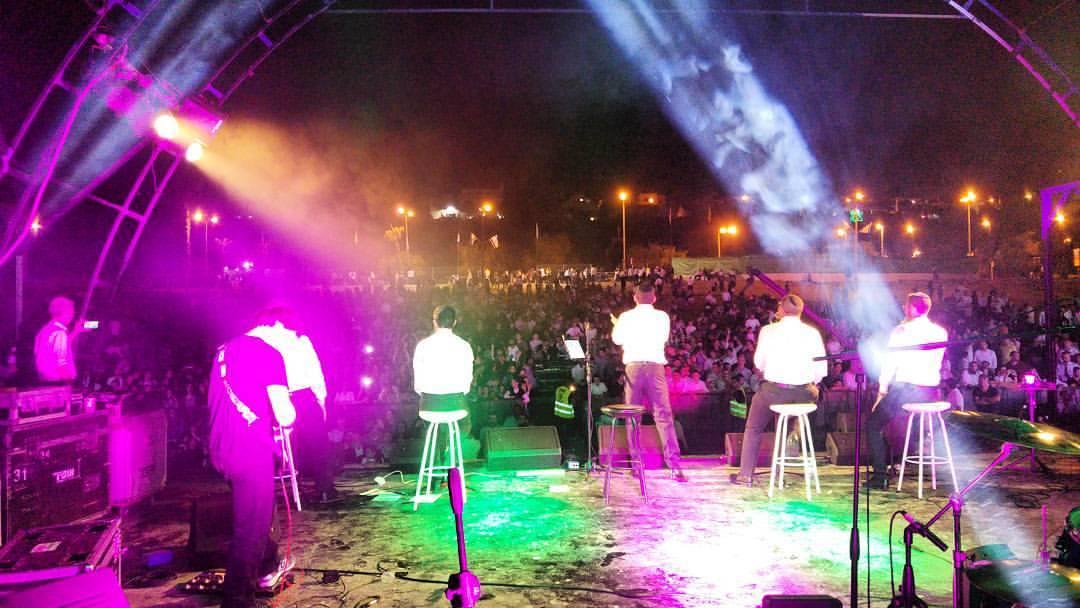 הפתעת החג: מעל 5000 איש בפסטיבל בית שמש
