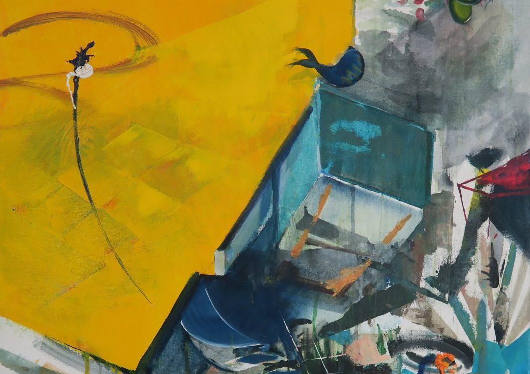 מרתפי שמש – תערוכת אומנות של האמנית יפעת שטיינמץ