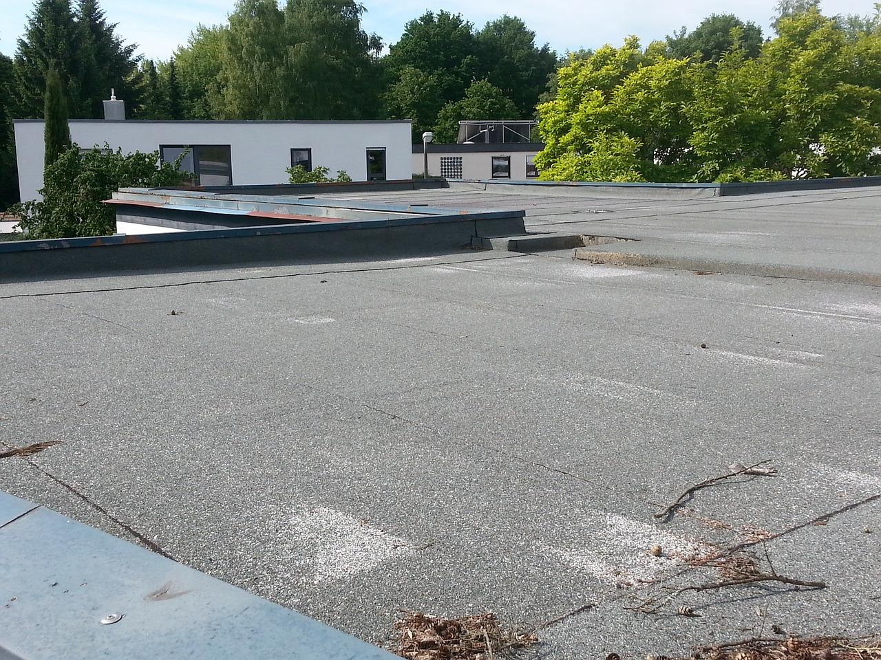 אז החלטנו לאטום את הגג, ומה עכשיו?