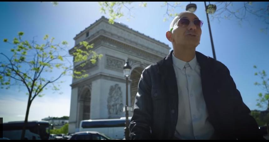 פריז – סינגל חדש ומדליק לשמעון בוסקילה