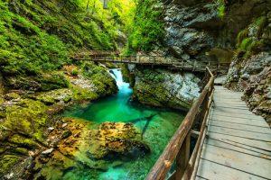 סלובניה, מזרח אירופה