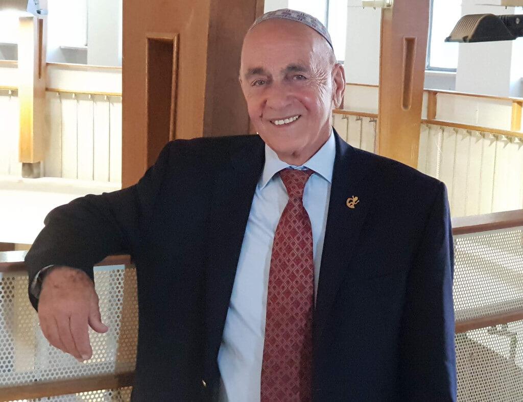 דוד בן נאה נבחר לראשות הארגון האורתודוקסי העולמי ואיחוד בתי הכנסת