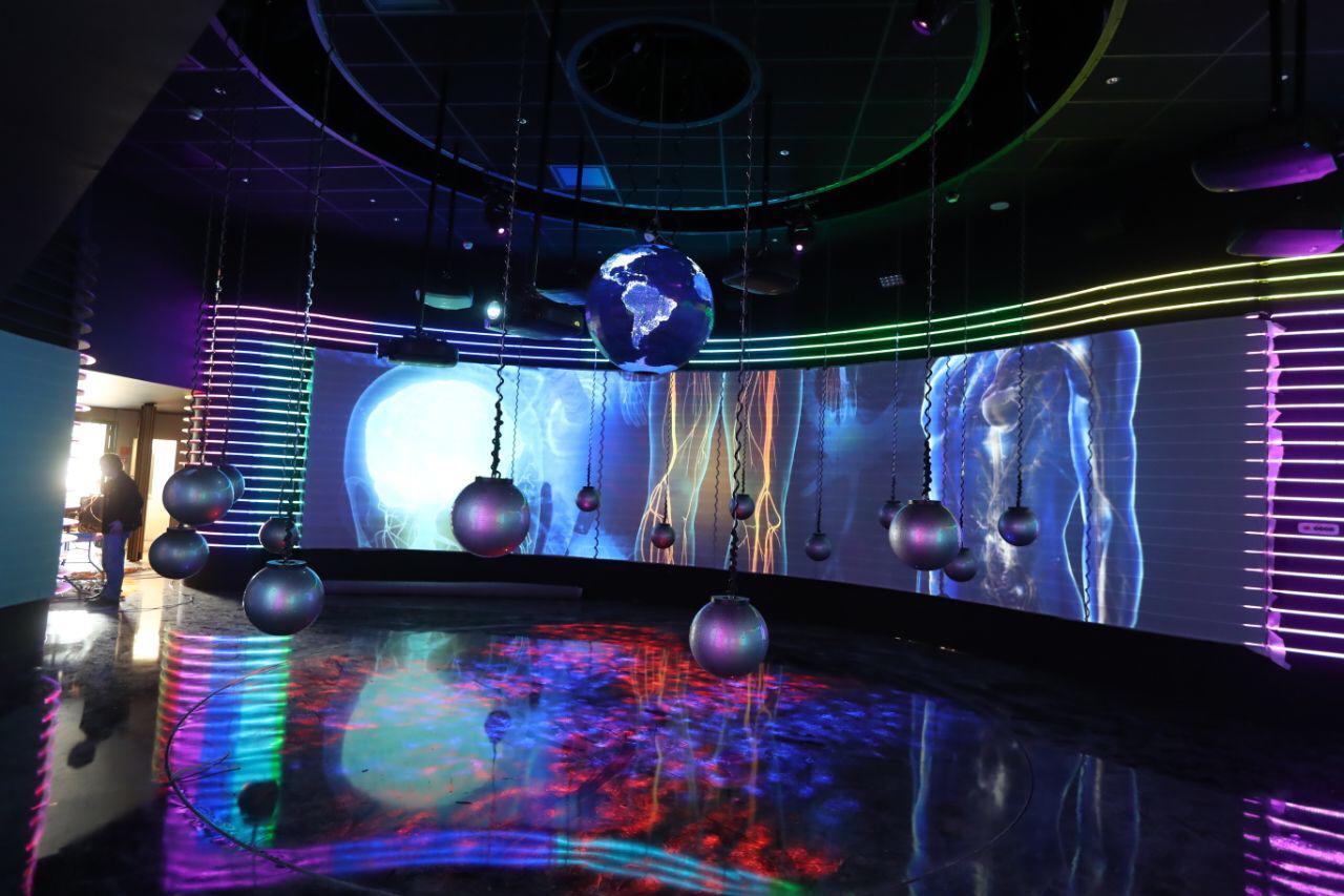 לרגל חג האור: חברת החשמל משיקה מרכז מבקרים חדש