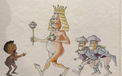 """המלך הוא ערום או """"האם עדיין חוקי להביע דעה שונה מהעדר?"""" / טור דעה"""