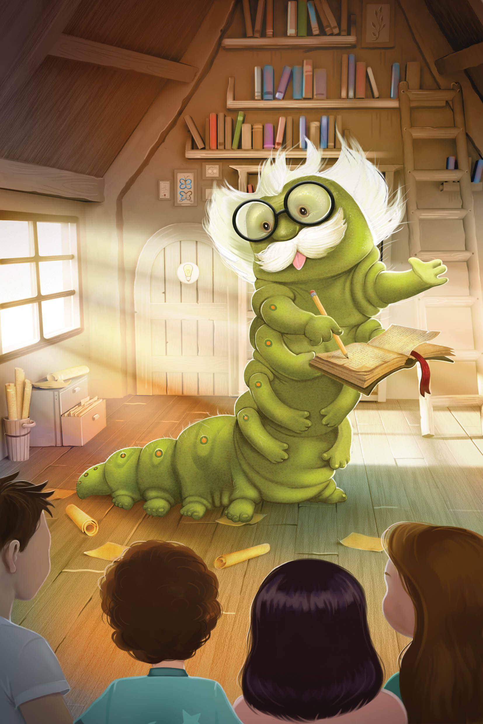 """ספר הניהול הראשון בעולם לילדים:""""ממלכת יוּרִיקָה!"""" מאת אופיר גוטמן"""