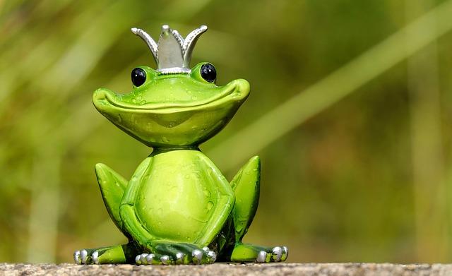 הנסיכה והצפרדע – הצגות ילדים מומלצות