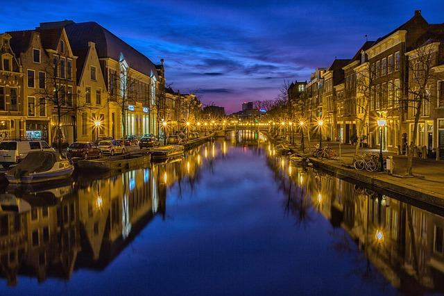 טיול נהרות בהולנד