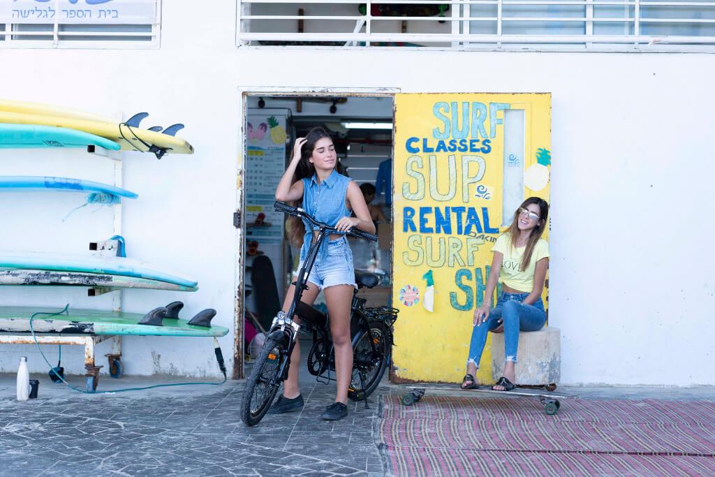 אופניים חשמליים, מה המשמעות של הסוללה?