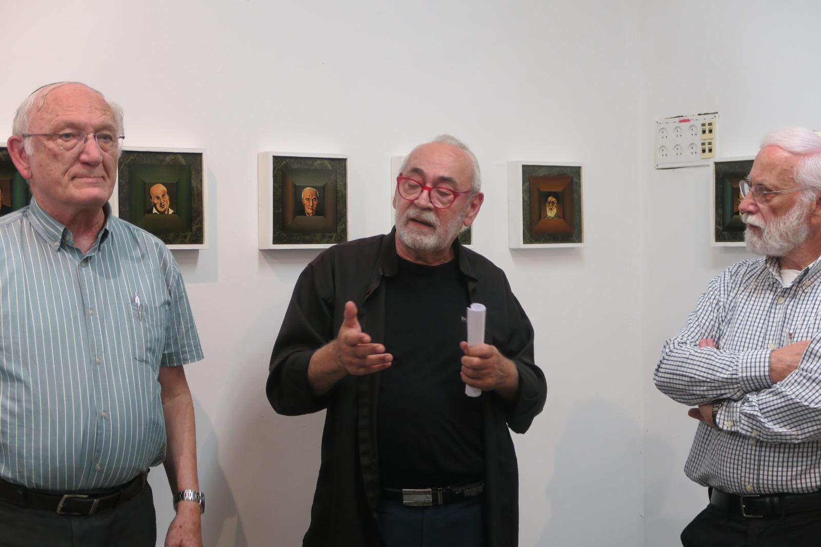 """תערוכה קצת אחרת: מכללת תלפיות פותחת את עונת התערוכות ב""""גלריה האחרת"""""""