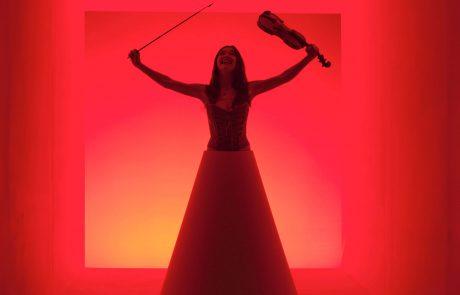 באך עם לינה טור-בונט (ספרד) בקונצרט פתיחת העונה של תזמורת הבארוק ירושלים