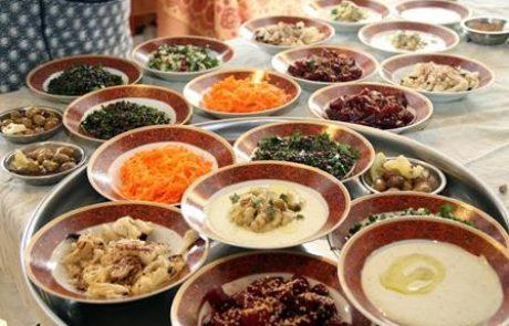 דברים שכדאי לדעת: איך שומרים על תזונה בריאה במהלך תקופת החגים?
