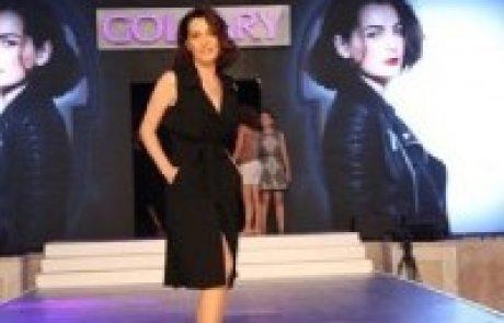 שיירת לילה לקיסריה לתצוגת האופנה של חברת גולברי