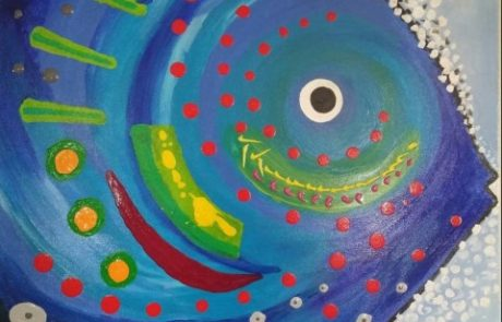 בורסת היהלומים:תערוכת אמנים חדשה