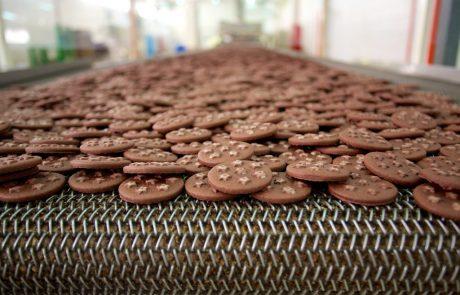 83% מהופלים הנמכרים בישראל הם בטעם שוקולד