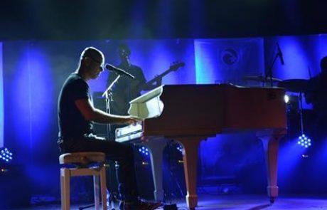 רמי קליינשטיין בהופעה בסבסטיה שבשומרון: אהבתי אותך שומרון!!