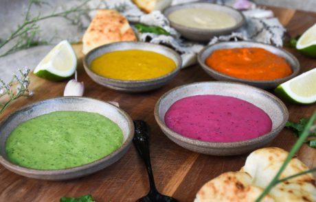 חגיגת טחינות בצבעים