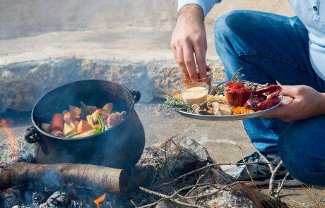 """לכבוד ל""""ג בעומר: מתכון לפוייקה בשר ותבלינים"""