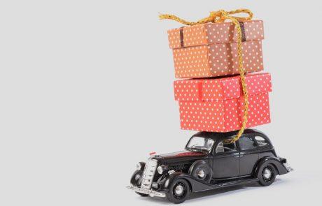 לקראת החגים: מתנות לחובבי רכב מושבעים