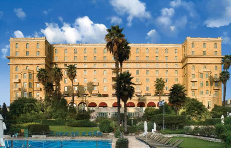 """אחרי הקורונה: מלונות דן מכריזה על פתיחה מחדש של המלון האייקוני """"המלך דוד"""" ירושלים"""
