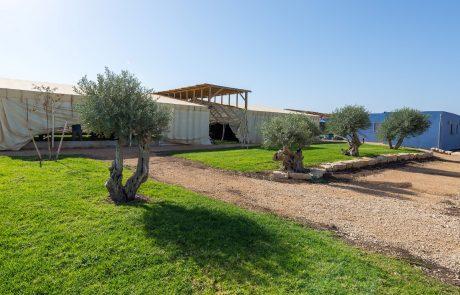 המלצת תרבוש:חאן הגליל בקיבוץ בית העמק
