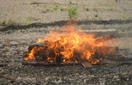 """לקראת מדורות ל""""ג בעומר התשע""""ו: הנחיות מד""""א לבטיחות באש"""