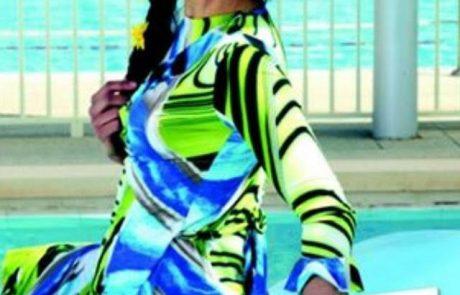 אופנה לדתיות: בגדי ים צנועים ואופנתיים