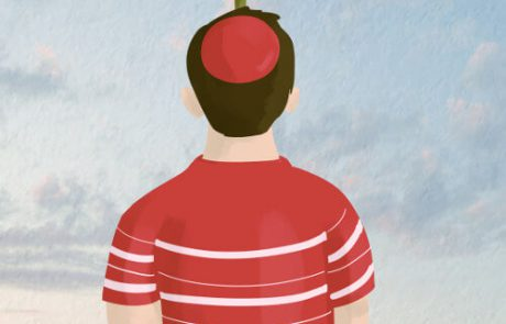 """חדש על המדף: רומן """"בכי תמרורים"""" מאת אברהם דוד סולומון"""