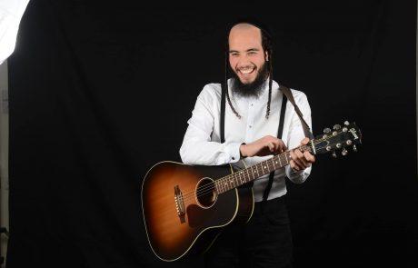 """צו""""ל עם קול צלול: הזמר אסף הרוש"""