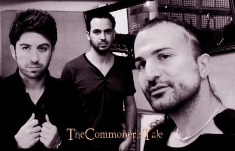 מלונדון לשדרות: המפיק של קולדפליי החל לעבוד עם הלהקה השדרותית TheCommoner'sTale