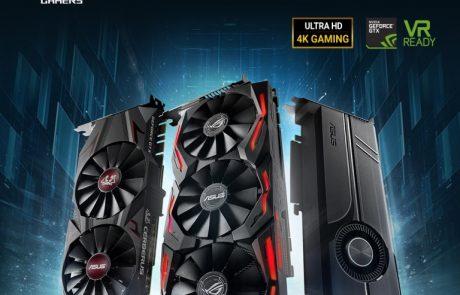 ASUS משיקה סדרת כרטיסי מסך GeForce GTX 1070 Ti