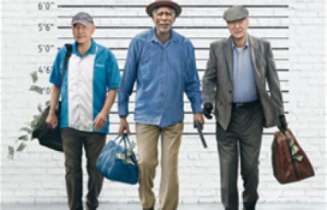 פורשים בסטייל – ביקורת סרט
