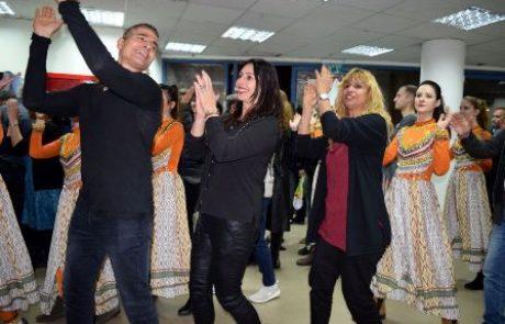 מדור חדש במשרד התרבות: ריקודי עם ופולקלור ישראלי
