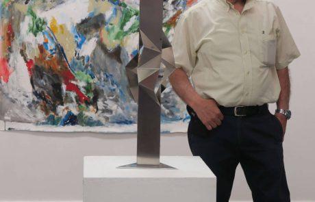 תערוכה חדשה במכללת תלפיות – ציור ופיסול מאת אבנר בר חמא