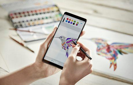 "Samsung Galaxy Note8 יעלה 3,999 ש""ח"