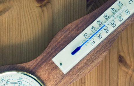 לא רק מדחום – חיישן טמפרטורה, מהו וכיצד הוא פועל