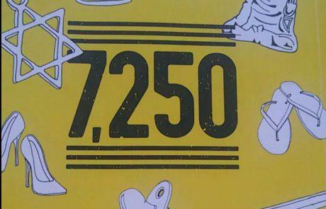 7250 – ספר חדש לאילן הייטנר