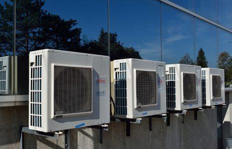 מהי טכנולוגיית מיזוג אוויר VRF?
