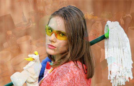 כיצד אפשר לנקות את הבית לפסח?