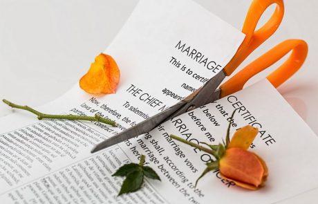 אשתי דרכה עלי בחופה. אני רוצה להתגרש!