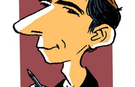 אות יקיר פסטיבל אנימיקס – לקומיקסאי והקריקטוריסט שי צ'רקה