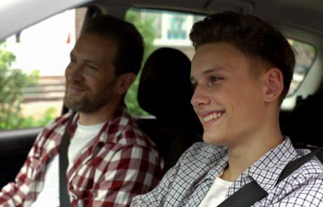 מדריך הורים לנהגים צעירים